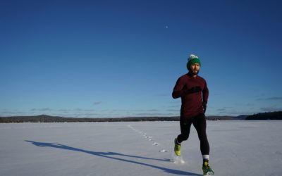 Bieganie zimą…  Część 1